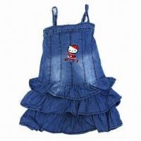 China Fancy Dress for Girl, Eco-firendly, OEM Services are Provided on sale