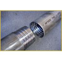 Quality QT heat treatment treatment Drill Pipes for Oil and Mineral Mining for sale