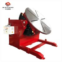 Buy cheap Stepless Frequency Conversion Pipe Welding Positioners With Siemens Electric Control System from wholesalers