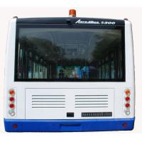 Quality Luxury Radio + DVD + MP3 77 Passenger Airport Apron Bus With 7100mm Wheel Base for sale