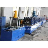 Quality Solar Panel Roofing Sheet Roll Forming Machine 41*41 Mm Energy Efficient for sale
