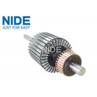 Buy High Accuracy Armature Commutator Turning Machine For Placing Rotor Commutator at wholesale prices