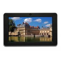 Quality Embedded Capacitive Tablet with Android 4.0 1.2GHz 4GB Flash 512MB Allwinner A13 WiFi for sale