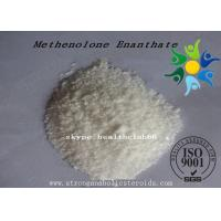 Quality Methenolone Enanthate CAS 303-42-4  Safest Bulking Steroid Hormone Primobolan Depot Powder for sale