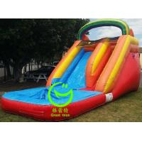 Buy Hot selling  inflatable water  slide  with 24months warranty GT-SAR-1664 at wholesale prices