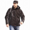 Buy cheap Men's Softshell Jacket, Windbreaker, Outdoor Wear and Casual Coat, Waterproof, from wholesalers