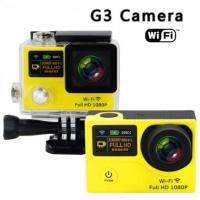 China Waterproof Camera G3 Wifi Action Cam1080P HD Portable digital video camera on sale