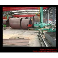 Quality Weld Column And Boom Welding Manipulators 7 * 7m Stationary Type With Flux And Recycle Unit for sale