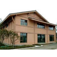 Quality Popular hot style eco-wood WPC wall/siding facade for sale