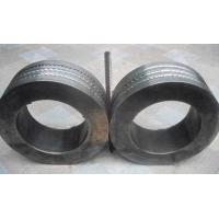 Wear Resistance Cemented Carbide Tool / Roll Rings For Ribbed Steel Bars