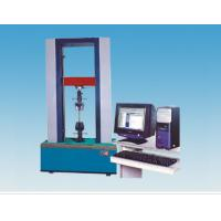 Quality Desktop Universal Material Tester Power Double Column kgf / N / Lbf Unit Switching for sale