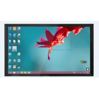Buy cheap Hot sale 75 inch Large Touch screen TV's promotion with lowest cost and good from wholesalers
