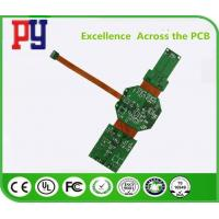 China Customized Rigid Flex PCB 4 Layer FPC FR4 Lead Free Tin Plated Circuit Board on sale