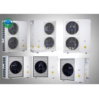 2 HP Compressor Central Air Conditioner Heat Pump 7 - 9 Kw With Water Pump for sale