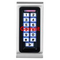 Quality 12VDC Security Standalone Door Access Control for sale