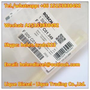 Quality 100% original BOSCH Valve F00VC01349 , F 00V C01 349 ,Genuine and New Control Valve Fit 0445110249, 0445110250 for sale