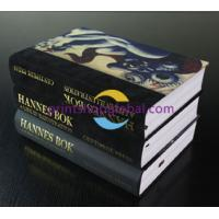 China OEM Hardback Book printing services with high quality and competitive price on sale