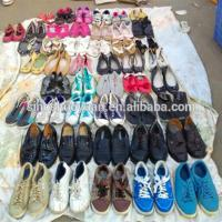 China sell mixed used shoes and brand used shoes on sale