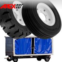 Quality APEX Airport Ground Support Equipment Tire for 8, 9, 10, 12, 15 inch GSE Tyre for sale
