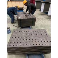 Quality Servo Motor CNC Plate Drilling Machine , Metal Plate Milling Machine Low Noise for sale