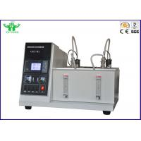 Quality Rancimat Method Oil Analysis Equipment For Biodiesel Oxidation Stability for sale