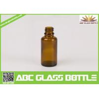 Buy 30ml Amber Essential Oil Glass Bottle at wholesale prices