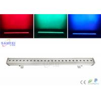 Quality External Rgb Wall Washer Lights For Stage Decor 3 Year Warranty for sale