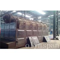 Quality Radiant Heat Heavy Condensing Oil Fired Steam Boiler Efficiency of Alloy Steel for sale