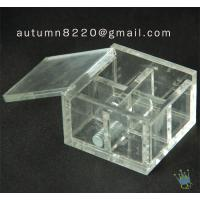 Quality BO (6) acrylic storage box for sale
