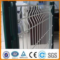 China Best Price Galvanized & Epoxy Coated Welded Wire Mesh Fence on sale