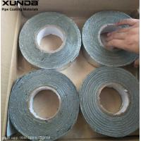 Quality butyl rubber Self adhesive Waterproof Flashing Tape 1.5 mm X 10 cm X10 m for sale