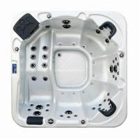 Quality Trustworthy Whirlpool SPA with Two Neck Collars System for sale