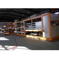 Quality Powerful Multi - Functional PS Foam Food Container Production Line / Making Machine for sale