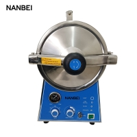 Quality Automatic Table Type Dental Autoclave 24L Steam Autoclave Machine for sale