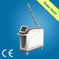 China professional and effective Picosecond ND YAG Laser tattoo removal/freckle removal/pigmenation removal machine on sale