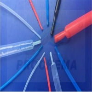 Quality PVDF flame retardant anticorrosive heat shrinkable tube for sale