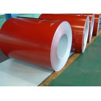 Quality JIS G3312 / 94 CGCC / GB, T 12754 / DX51D + Z LFQ Prepainted Color Steel Coils / Coil for sale