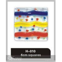 Fused Tile, Hot Melt Patch, Decorative Glass