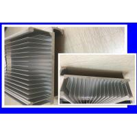 Quality 6063 T5 Silvery Anodized Extrusion Heat Sink Aluminum Profiles For 5G Mobile for sale