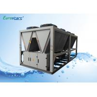 Quality Classical R134A Gas Air Cooled Screw Chiller Commercial ISO9001 Certificates for sale