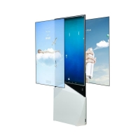 "Quality Android 5.1 OS 55"" 450cd/㎡ 1920*1080P LCD Digital Signage for sale"