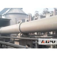 China 55kw Wet And Dry Process Cement Rotary Kiln Cement Plant , Steel Mill / Rotary Lime Kiln on sale