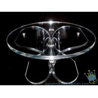 Quality acrylic side table for sale