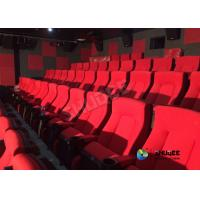 Quality Shock Movie Theater Seats SV CINEMA With 4DM-TMS Central Level Control System for sale