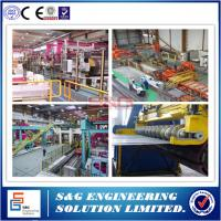 Quality High Production HPC Type Steel Coil Slitting Machine With Precision Leveller Machine for sale