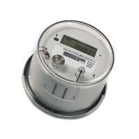 Buy cheap Smart Single Phase Electric Meter Active Energy Measuring ANSI Kwh Meter from wholesalers
