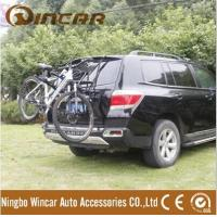 China Trunk Mounted Bike Carrier/ Rear Door Mounted Bike Carrier/ Aluminium Alloy Bike Rack on sale