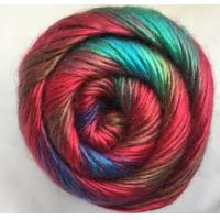 Quality Fancy Yarn, Handknitting Yarn, Rainbow Color Yarn, Acrylic Yarn for sale