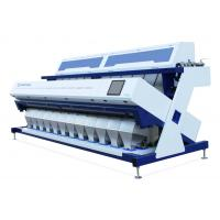 China 220V Rice Color Sorting Machine 12 Chute Large Yield Low Carryover Rate on sale