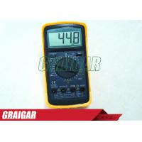 Quality Digital Multimeter DT5811 Measure Ignition Advance Angle Maximum Display Value Of 1999 for sale